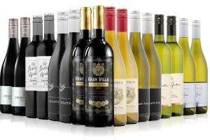 Virgin wines 16 Mega bottle Mixed case £67.98 (VirginWines)  with code
