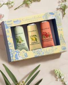 Crabtree and Evelyn: Free £18 gift with £30 spend