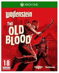 [Xbox One] Wolfenstein: The Old Blood - £7.00 Delivered - Tesco Direct (Included in Clubcard Boost)