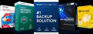 Software package: Acronis, Kaspersky, CCleaner, Cyberghost, Malwarebytes £39.95 @ Acronis