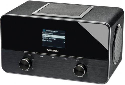 MEDION® 2.1 WIRELESS LAN INTERNET RADIO LIFE P85025 (MD86955) £59.00 + Delivery £6.95 @ Medion