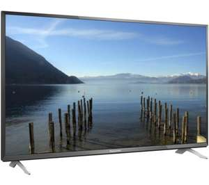 "Panasonic VIERA TX-50CX700B 50"" LED TV Smart 3D Ultra HD 4K with Freeview Play £449.99 @ eBay Panasonic Outlet"