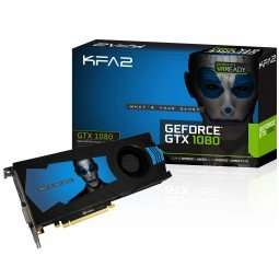 "KFA2 GeForce GTX 1080 ""Reference Blower"" 8192MB GDDR5X PCI-Express Graphics Card £524.99 in stock @ Overclockers"