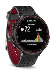 Garmin Forerunner 235 GPS Run Watch with Integrated HRM £161.50 @ Blacks