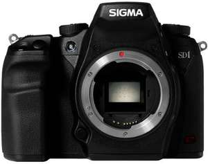 Sigma SD1 46MP Digital SLR £1680.29 @ Amazon (Used - Like New)