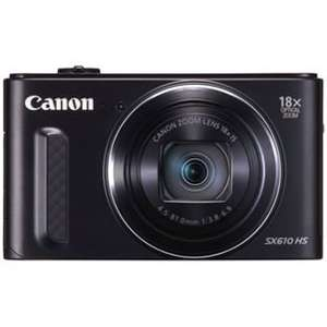 Canon Powershot  SX610 HS Compact Digital Camera £99.99 @ Argos
