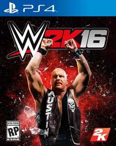 WWE 2K16 PS4 £22 @ Tesco