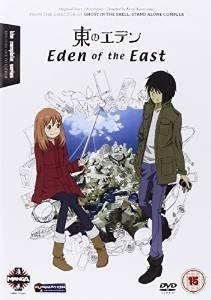 Eden of the East Anime DVD Boxset £2.99 (Prime/Orders over £20) £4.99 (non-Prime) @ Amazon