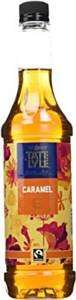 Tate and Lyle Fairtrade Caramel Coffee Syrup (Pack of 4) 750ml bottles. £5.17 Amazon  (add on item / £20 spend)