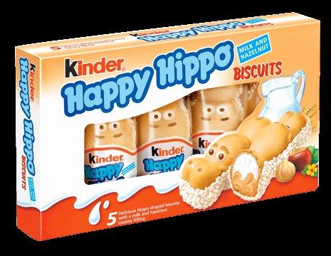 Kinder Happy Hippo - £1 - @SAINSBURYS