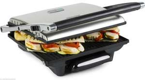 Andrew James- Sandwich Press/Panini Maker @ £26.99 on eBay / andrewjames