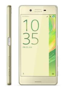 Sony Xperia X sim free smartphone (pre-order) for £367.20 ; also add Sony Smartband SWR12 for £39.99 more @ Sony Mobile