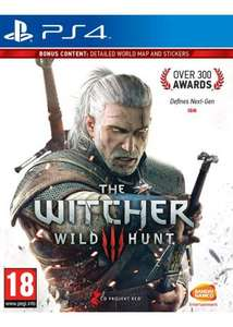 [PS4] The Witcher 3: Wild Hunt £17.99  @ Base