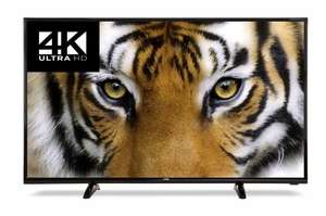 Cello 42'' 4K Ultra HD Widescreen TV w/ FreeviewHD & free delivery £233.99 @ Amazon