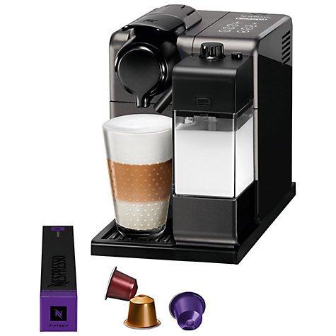 Nespresso Lattissima Touch £179.95 or Lattissima Pro £348.29 at John Lewis