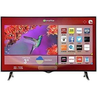 Hitachi 49 inch 4K UHD SMART LED TV, Freeview HD, 4xHDMI, 3xUSB, WiFi £349.99 @ Argos [Free £10 Voucher + 11% Cashback via TCB]