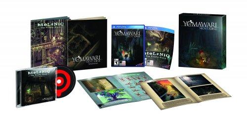 Yomawari: Night Alone / htol#NiQ: The Firefly Diary - PlayStation Vita Limited Edition  £46.75 amazon.com