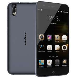 EU Warehouse Ulefone Paris 5 Inch 2GB RAM Android 5.1 MTK6753 64bit Octa-core 1.3GHz 4G LTE Smartphone @ Banggood for £70