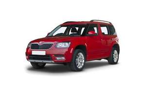 Skoda Yeti Estate 1.2 TSI 110 Monte Carlo 5dr - £99.79pm + £598.75 + £240 at Honest John = £3133.92