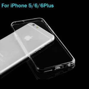 iPhone 5/6/6plus clear case 41p @ Ali Express /  Newoer Team