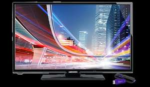 "MEDION® LIFE 50"" LCD-TV with Roku P18047 - Medion - £249.99"