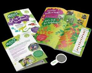 Free Nature Detectives activity pack
