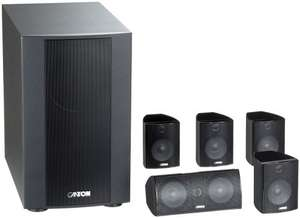 Canton Movie 125 MX 5.1 Home Cinema Speaker System  £150.20  amazon france