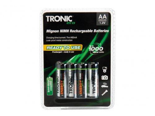 Tronic nimh AA/AAAs batteries @ Lidl £2.99