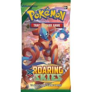 Great deals on Pokemon Cards at Chaos Cards, booster packs from £1.90