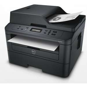 Dell E514dw Wireless Multifunction Laser w/ Cheap High Cap Toners - £71.99 delivered @ Ebuyer