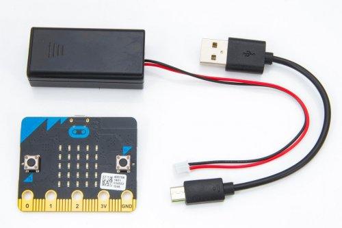 BBC micro:bit - Starter Kit Preorder - £15 + £2.50 p&p @ Pihut