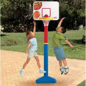 Little Tikes Adjust n Jam Basketball Set, £49.99 ToysRus, 50%off