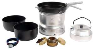 Trangia 25 Non-Stick Cookset With Kettle & Spirit Burner £47.60 @ Amazon