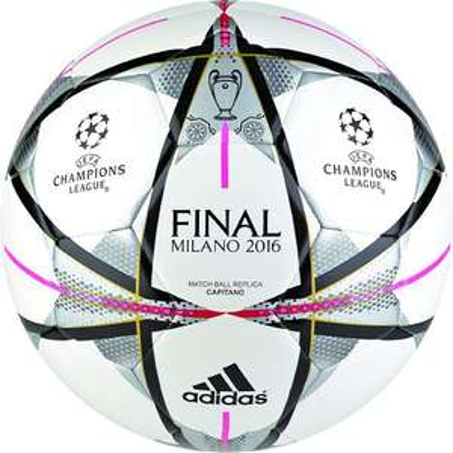 Adidas Final Milano 2016 football £9.99 prime / £13.98 non prime @ Amazon