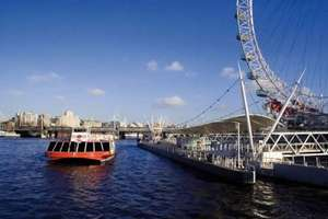 Half price - 2 for 1 Thames Cruise 3 Day Rover Pass Special Offer £22.00.