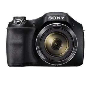 Refurbished Sony DSC H300 20.1 MP Cybershot Digital Bridge Camera 35x Optical Zoom £69 at TESCO Outlet  EBAY