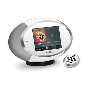 PURE SENSIA 200D White DAB/Internet/FM Radio with Colour Touchscreen £89.95 Richer Sounds (original RRP £249.99)