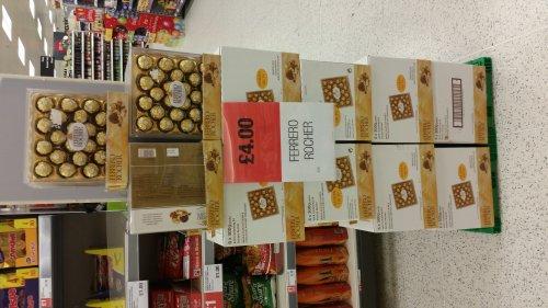 Ferrero Rocher 24 Pack £4.00 at Co-op