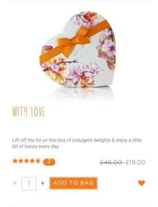 Sanctuary Spa With Love Set £19 (£22.75 delivered if spending under £25) was £45