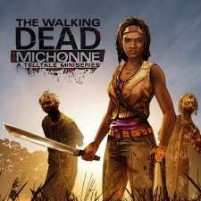The Walking Dead: Michonne - A Telltale Miniseries £4.99 PSN (PS4) - PS Plus