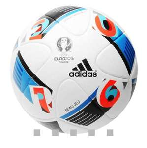 Official Euro 2016 Match football £55 soccerscene