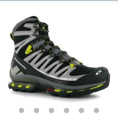 Salomon cosmic 4d Gore Tex Boots - £85 fieldandtrek