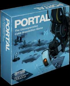 Portal Board Game - The Uncooperative Cake Acquisition Game - £25.19 - Amazon.co.uk
