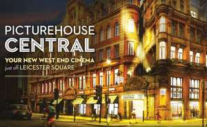 picture house central cinema in london - tickets for £1 - on sale 10th june for performances on 11th june, 2016