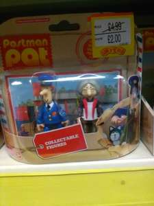 postman pat figure pack £2 in store @ Smyths Toys