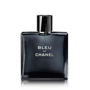 CHANEL BLEU DE CHANEL Eau De Toilette Spray 100ml £51.60 @ The Fragrance Shop