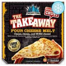 Chicago town takeaway stuffed crust pizzas £2.50 @ Tesco