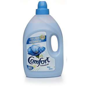 Comfort Concentrated  Fabric Conditioner (3 varieties) 85 washes Half Price  £3.35 @ Wilko Online/Instore Free C&C