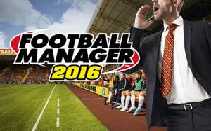 Football Manager 2016 £14.86 @ ShopTo
