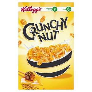 kelloggs crunchy nut £1.64 Co-op